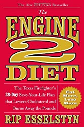 the engine 2 diet book by Rip Esselstyn