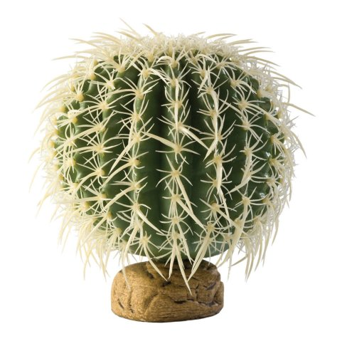 Exo Terra Terrarium Plant, Medium, Barrel Cactus