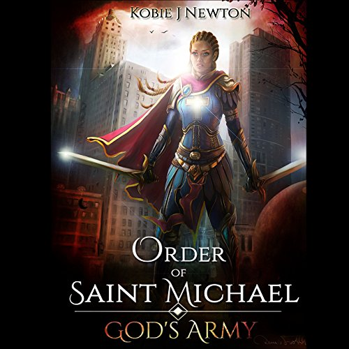 Order of Saint Michael audiobook cover art