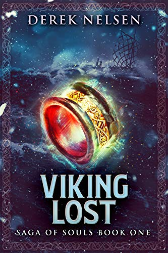Viking Lost: Epic Fantasy from the Viking Age (Saga of Souls Book 1) (English Edition)