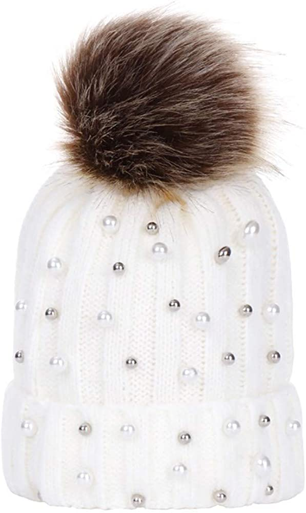 Motaierly Toddler Kids Max 48% OFF BoysGirls Baby All stores are sold Infa Warm Hat Winter Knit
