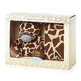 Me to You Giraffe Onesie Bear and Socks Gift Set