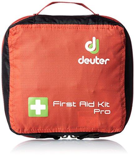 Deuter Unisex-Adult First Aid Kit Pro Erste-Hilfe-Sets für Camping & Reisen, Papaya, 16 x 18 x 8 cm