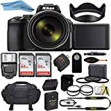 Nikon COOLPIX P950 Digital Camera 26532 w/ 83x Optical Zoom Lens and 2 Pcs SanDisk 64GB Me...