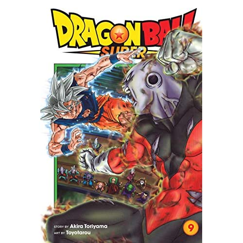 Dragon Ball Super, Vol. 9: Battle's End And Aftermath (English Edition)