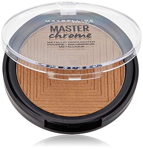 Maybelline New York Facestudio Extreme Highlighter 550 Molten Bronze, 1er Pack (1 x 8 g)