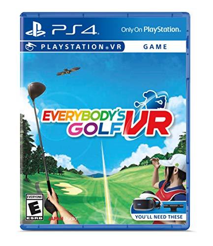 Everybody s Golf VR - PlayStation 4
