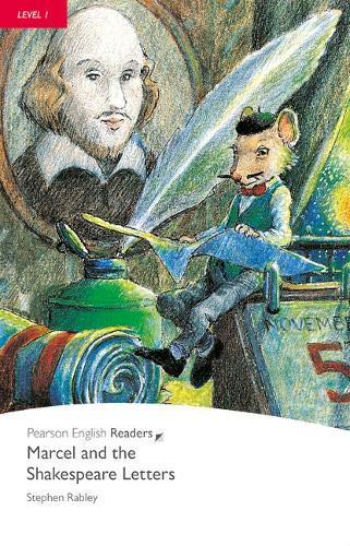 Penguin Readers: Level 1 MARCEL AND THE SHAKESPEARE LETTERS (Penguin Readers, Easystart)の詳細を見る