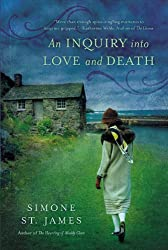 Books Set in Cornwall: An Inquiry Into Love and Death by Simone St. James. Visit www.taleway.com to find books from around the world. cornwall books, cornish books, cornwall novels, cornwall literature, cornish literature, cornwall fiction, cornish fiction, cornish authors, best books set in cornwall, popular books set in cornwall, books about cornwall, cornwall reading challenge, cornwall reading list, cornwall books to read, books to read before going to cornwall, novels set in cornwall, books to read about cornwall, cornwall packing list, cornwall travel, cornwall history, cornwall travel books