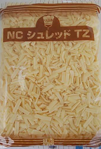 QBB NC シュレット TZ ( ナチュラル ミックス チーズ ) 1kg シュレット 業務用