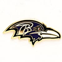 WinCraft NFL 48359061 Baltimore Ravens Jewelry Card Collector Pin