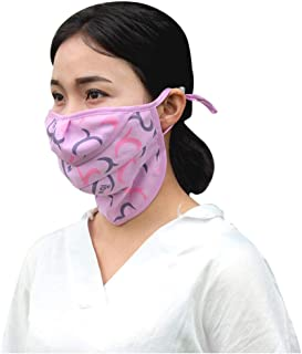 Womens Fashion Sports Yoga Fitness Cycling Dust Proof Scarf Face Cover