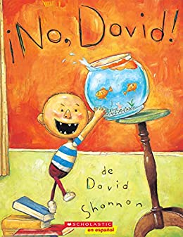 No, David! (No, David!) (David Books) (Spanish Edition) - Kindle ...