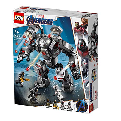 LEGO 76124Children's Toy Colourful