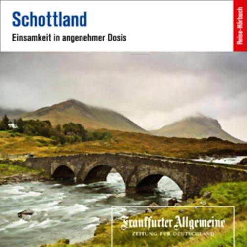 Schottland. Einsamkeit in angenehmer Dosis cover art