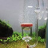 Difusor de Piedra de Aire para Acuario, Difusor de Burbujas Airstone para HidroponíA, Difusor de AtomizacióN De Co2 para Plantas de Acuario AcuáTico