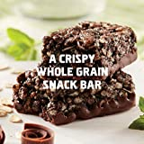 CLIF KID ZBAR - Protein Granola Bars - Chocolate Mint Flavor (1.27 Ounce Gluten Free Bars, Kids Snacks, 5 count)