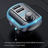 Zoom IMG-2 trasmettitore fm bluetooth auto per