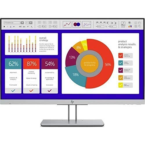 HP EliteDisplay E243p 23.8-inch Sure View Monitor
