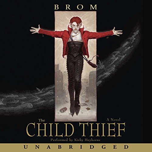 The Child Thief  By  cover art