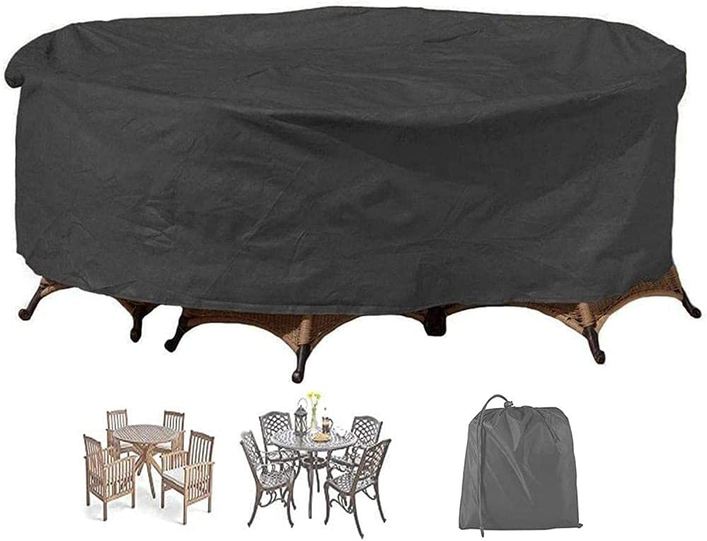 Outdoor Garden Furniture Cover Round Pati Table Cheap super special price Max 71% OFF Waterproof