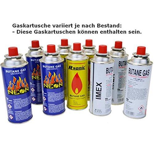 Starlet24 MSF-1a butaan gaskoker voor gasbrander, butaan, propaan, campingkooktoestel, grillverwarming onkruidbrander