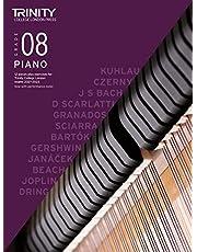 Trinity College London Piano Exam Pieces Plus Exercises 2021-2023: Grade 8