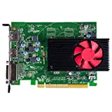 AMD HP Radeon RX 550 2GB GDDR5 Graphics Card (940269-001) Bulk Packaging OEM No Retail Box