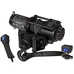 KFI Products SE35 ATV Stealth Winch Review