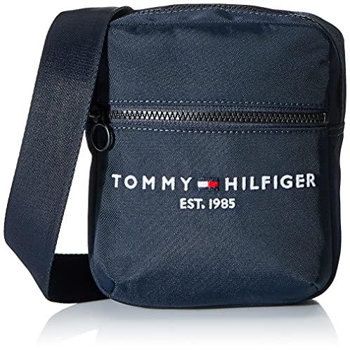 Tommy Hilfiger TH Established Mini Reporter, Hombre, M