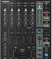 BEHRINGER DJX750 PRO MIXER DJミキサー