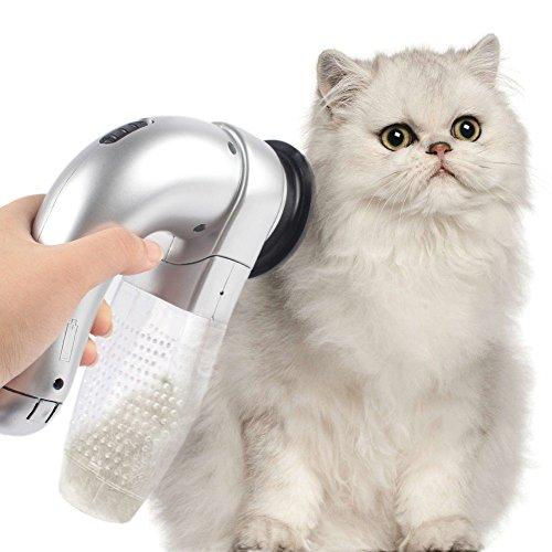 Jpy elettrico senza fili capelli VAC cane gatto depilazione pelliccia dispositivo di aspirazione