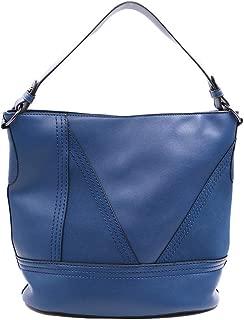 NOBASIC BLUE HANDBAG FOR WOMEN