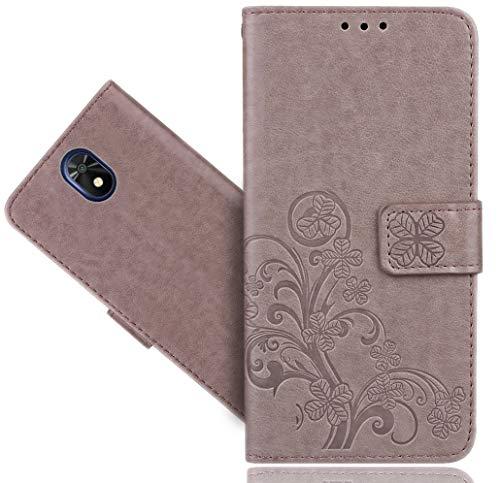 mächtig CaseExpert TP-Link Neffos C5 Plus Handyhülle, Brieftasche, Blume, Diamanthülle…