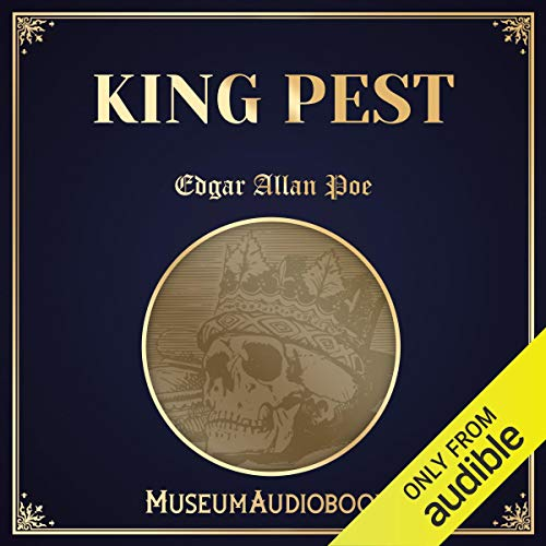 King Pest audiobook cover art