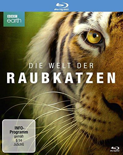 Die Welt der Raubkatzen - BBC Earth [Blu-ray]