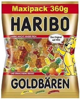 Haribo Gold-bears Maxipack 360g Gold-Baren