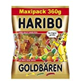 Comes with five fruity flavors: Lemon (yellow), Orange (orange), Pineapple (white), Raspberry (red), Strawberry (green) Enjoy the #1 Selling Gummi Bear in the world! HARIBO has been making mouths happy, creating golden moments of joy and pleasure and...