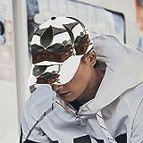 Gorras de Baloncesto para Mujeres Turquesa Gramófono Giradiscos Gorra de béisbol para niños 100% Algodón Suave para Unisex Deportes de Hip-Hop Verano Actividades de Playa Sombrero Sombrero de béisbol