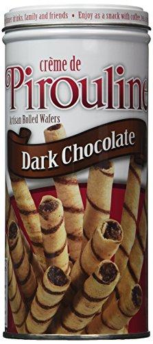 Pirouline Dark Chocolate Wafers - 3.25oz.