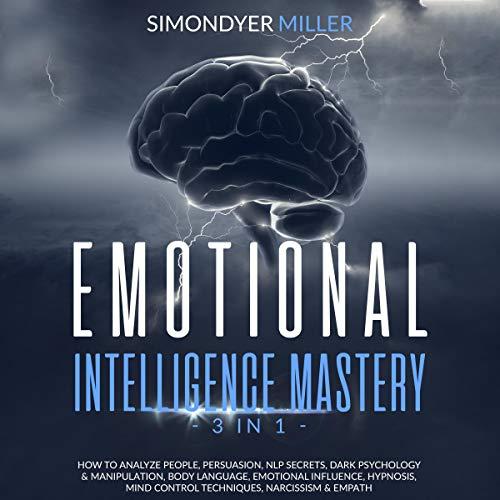『Emotional Intelligence Mastery』のカバーアート