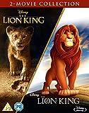 The Lion King Doublepack [Blu-ray] [2019] [Region Free] image