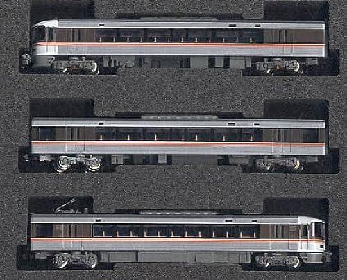 J.R. Limited Express Series 373 (Basic 3-Car Set) (Model Train)