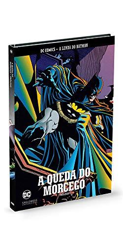 A Queda do Morcego - Prologo - Coleção Lendas do Batman