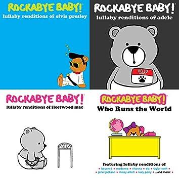 Best of Rockabye Baby! Lullabies