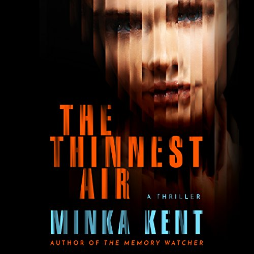 The Thinnest Air audiobook cover art