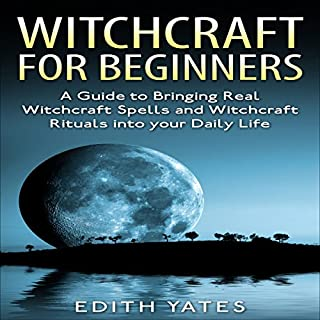 Witchcraft for Beginners: audiobook cover art