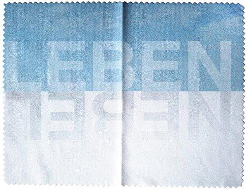 Brillenputztuch 17 x 15 cm • 44251 ''Nebelleben'' von Inkognito • Künstler: INKOGNITO © Martin Scheffler