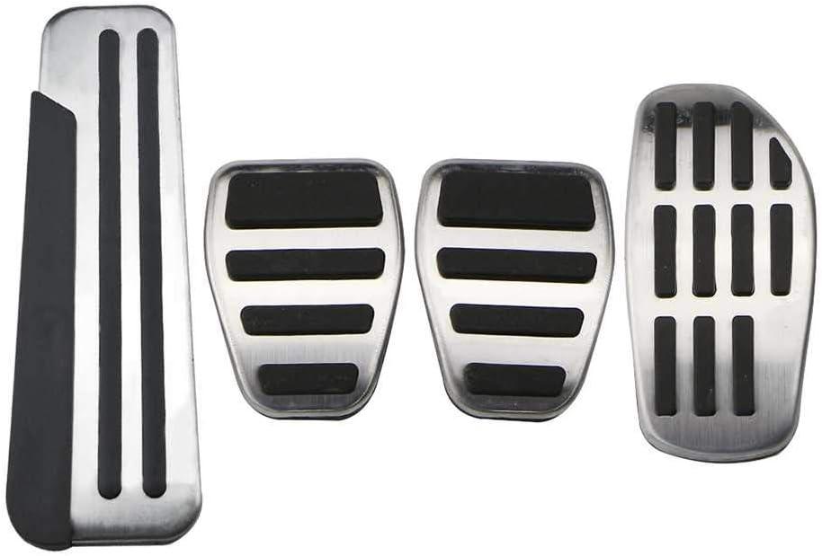 BEKwe Car Brake Pedal OFFicial shop Cheap SALE Start Accessories Fit Captur Renault Kaptur for