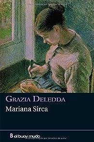 Mariana Sirca par Grazia Deledda